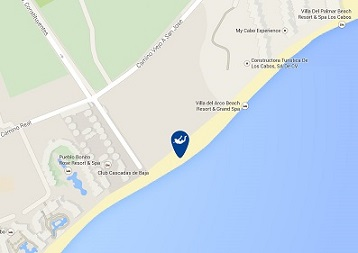 Google Maps Cabo Skydive - JUMP IT!! 40 seconds of free fall